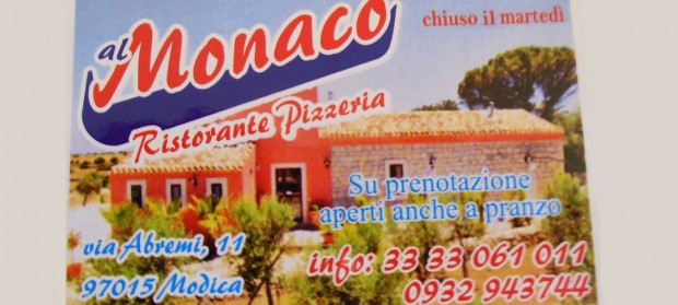 """Al Monaco"" Best Fish Restaurant.."