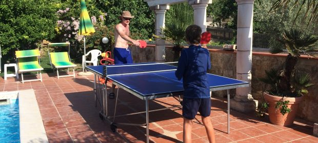 More Fun..Ping Pong table