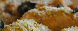 Swordfish rolls (Involtini di Pesce Spada)