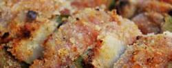 Sicilian meat rolls (Involtini di carne alla siciliana)